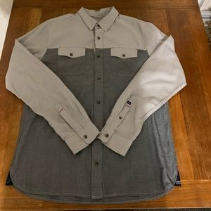 Buffalo David Bitton L/S Men's Shirt Sauterel L